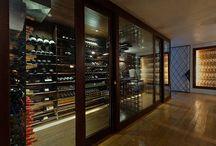 Wijnkelders/ kasten