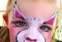 Animal Face Paints (Kids)