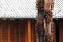 Beelden / Houtsculpturen