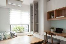 Inspiration - small flats