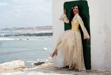 Fancy fancy / Formal wear. Algerian-ified. / by Sia