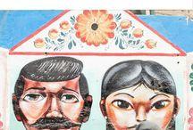 Street Art / street art, walking, city tours