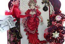 Rick St Dennis Cards by Julie Gleeson
