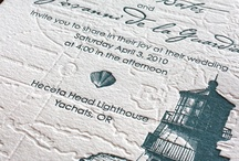 {invitation design} cape cod / by Invitations by Ajalon