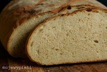 Chleb - na DROŻDŻACH...