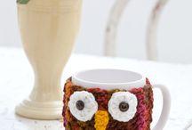 Crochet Mug and Coffee Cup Cozy Sleeves