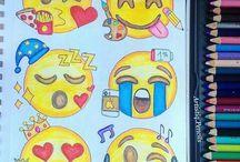 emoji  çizmi