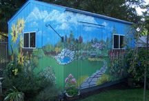 Outdoor Mural