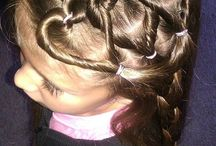Hair ideas for Amber / by Anna Thiel