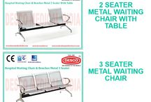 Metal Waiting Chairs / We are offering our customers a wide range of Metal waiting chair