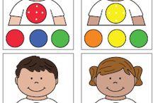 renk eğitimi
