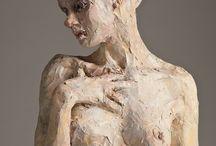 ART Debra Balchen Sculptures