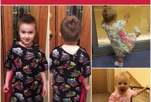 Hospital gown pattern to make pretty gowns for future hospital stays.