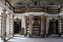 Libraries. / by Helena Koonings