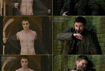 Twilight vs Supernatural paralell