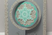 Card Circle Card Thinlits