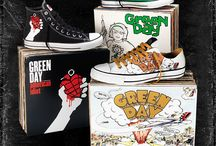 Green Day stuff <3