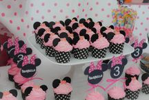 Minnie mouse party / by Ashley Kacher