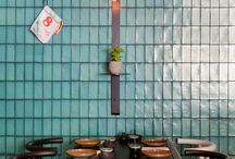 Interiors - Cafe