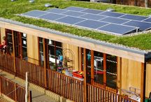 Eco Nursery at Bickley Park School / After a significant 15% rise in the roll of Bickley Park, predominantly concentrated in the pre-prep age range, the school needed to create 3 new classrooms offering a huge amount of learning space, inside and out.
