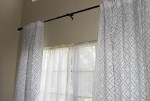 DIY Curtain LUV