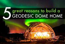 Geodesic Dom