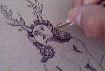 Ilustraciones y bocetos / ilustraciones