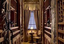 Decor wine cellar / by Janet Medlock
