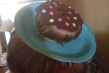 waky hair day ideas