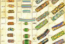Trade Beads and Antique Beads Likes / I love different and Trade Beads are amazing!