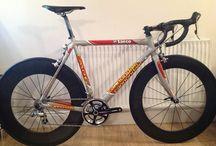 Road & Cyclocross bike