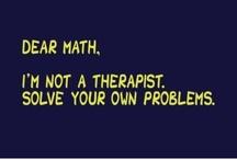 Matemática y otras yerbas   Math and other school stuff / Mi alma de docente en su máxima expresión (?)