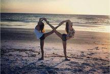 сестры гимнастки