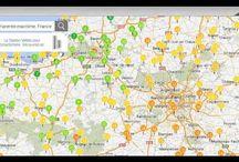 Météo température live / ☼ Très pratique si ont fait une sortie et voir si il pleut ☂