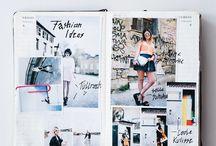Libro de moda/dibujo