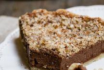 Chères cake au chocolat sans cuisson