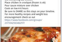 Crock Pot Recipes / by Monica Marks