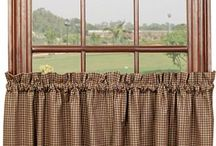 country porch curtains