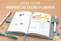 Hobonichi Techo e Jibun Techo