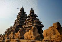 Voyage inde du sud - Mamalapuram