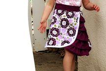Barneklær / Hjemmelagde barneklær