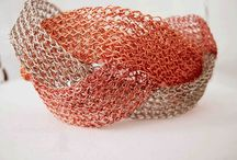 Isk / Wire Crochet