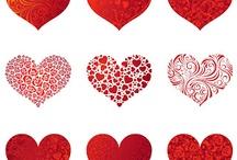 Hearts / by Delia Davis