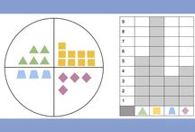 Early Years Data Management Math / Math activities for educators to use in classrooms - spatial reasoning focussed