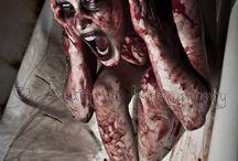 blood shoot