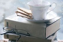Tea,coffee and books in a classic/vintage style!!!