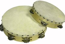 Musical Instruments - Hand Percussion