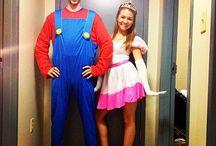 Halloween costumes couple
