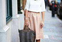 Street fashion - inspiration