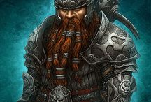 fantasy dwarves